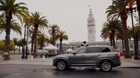 Uber to Seek Permit to Restart Self-Driving Pilot in California