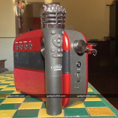 Saregama Carvaan Karaoke Review