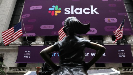 Slack to fix bug in new instant messaging feature due to concern