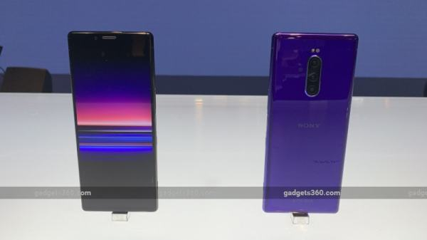 Sony Xperia 1 With 21:9 CinemaWide Display, Triple Rear ...