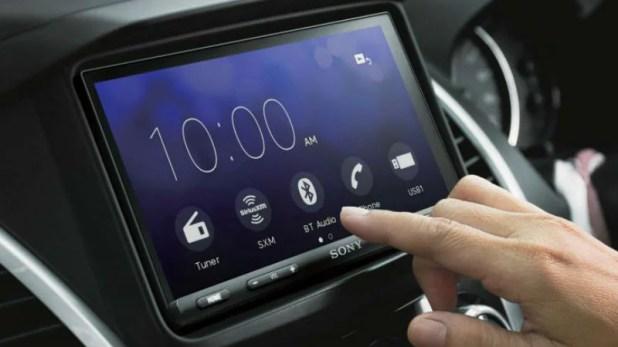 sony in car audio Sony In-Car Audio