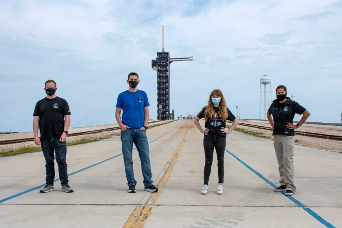 SpaceX First All-Civilian Spaceflight Crew Finalised | Technology News