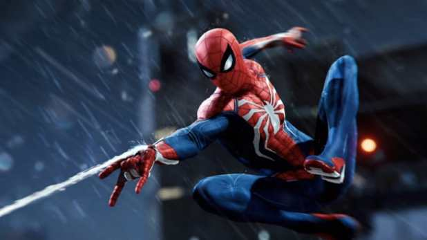 spiderman ps4 review