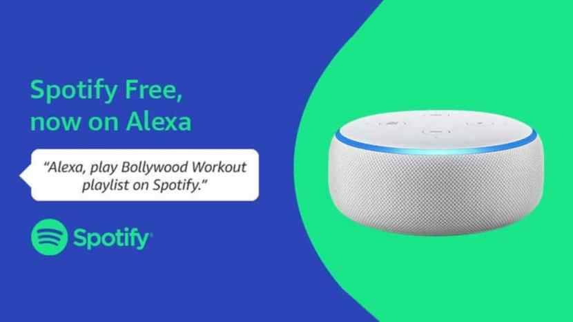 Spotify Now Available on Alexa-Enabled Devices in India, Starting With Amazon Echo 1
