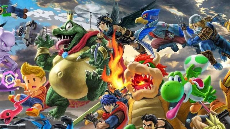 Image result for Super Smash Bros. Ultimate
