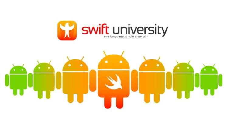 Swift University Teaches You How to Build Android Apps in Apple's Programming Language