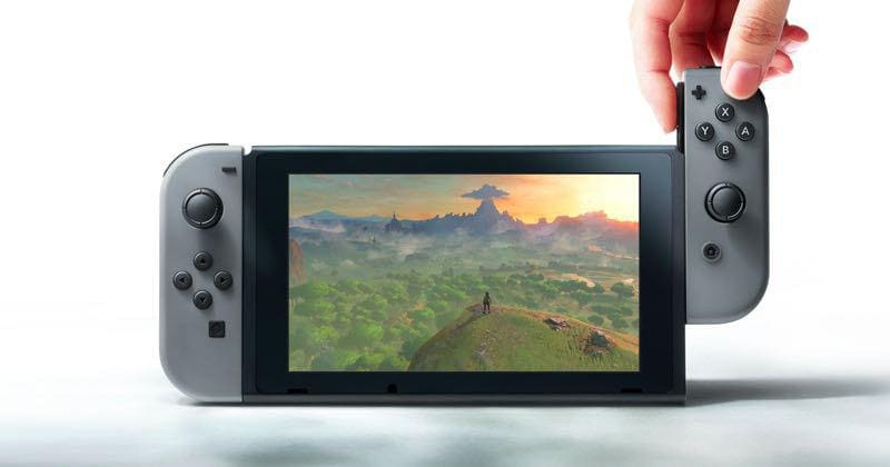 Nintendo Switch Update Makes It Easier to Find Lost Joy-Con Controllers