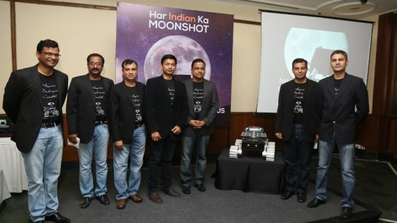 TeamIndus Signs Launch Contract With ISRO for Moon Mission in Late 2017