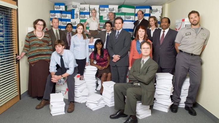 the office us The Office