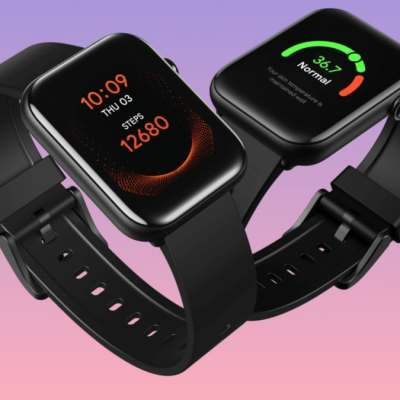 TicWatch GTH Smartwatch With Skin Temperature Sensor Launched in India