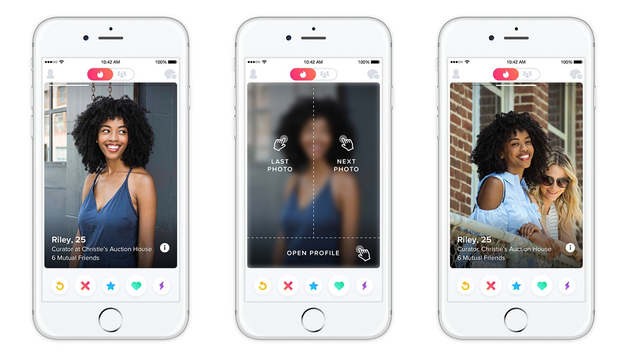Tinder Redesign Puts Bigger Focus on Photos