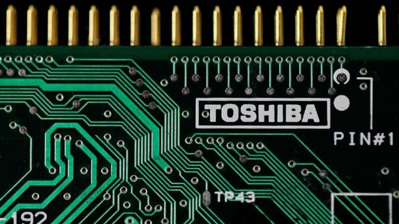 Western Digital Says It Matched Rivals' Bids for Toshiba Chip Unit