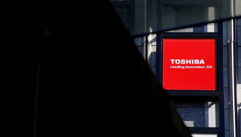 Foxconn Says Pursuit of Toshiba Deal 'Not Over'