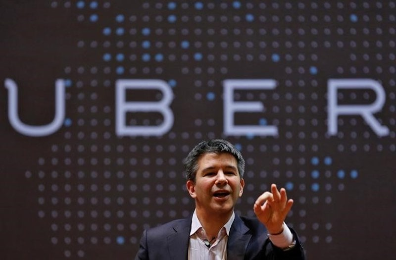 Uber Investor Benchmark Capital Sues to Force Former CEO Kalanick Off Board