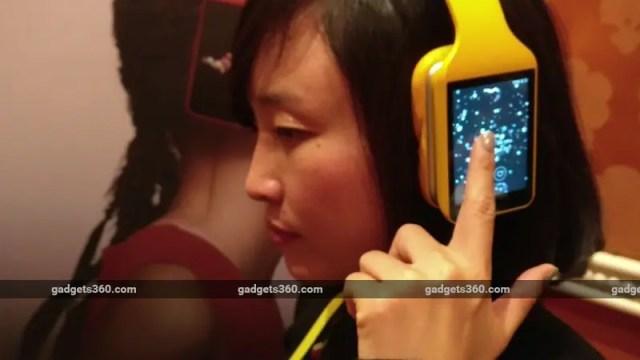 vinci smart headphones ces ndtv vinci