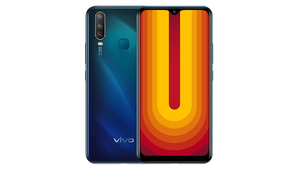 Vivo U10 With Triple Rear Cameras, Snapdragon 665 SoC Launched in India: Price, Specifications