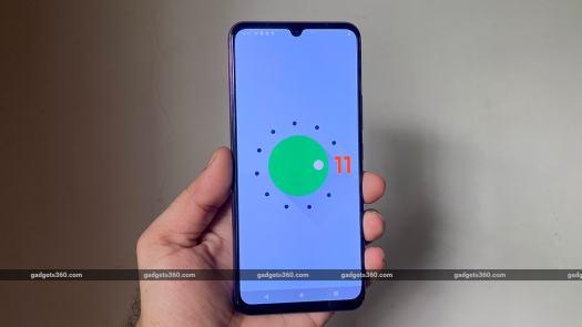 vivo v20 front android11 gadgets360 Vivo V20 First Impression