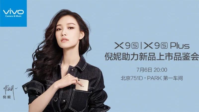 Vivo X9s, X9s Plus Smartphones Set to Launch on July 6