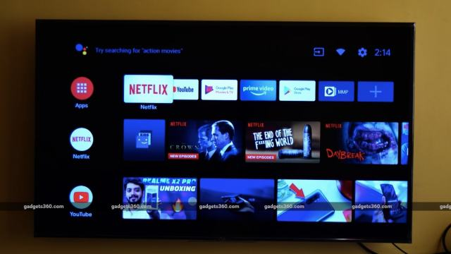 vu ultra android tv 43ga review android tv