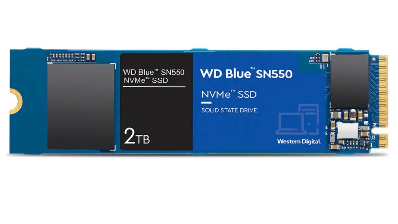 wd blue SSD WD