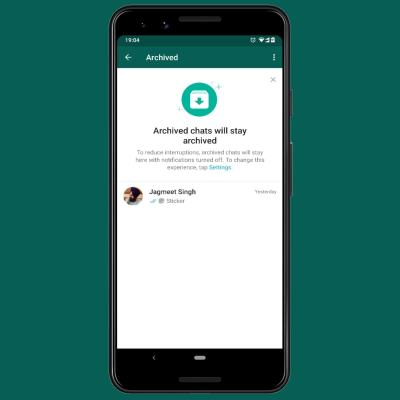 How to Permanently Hide Chats in WhatsApp