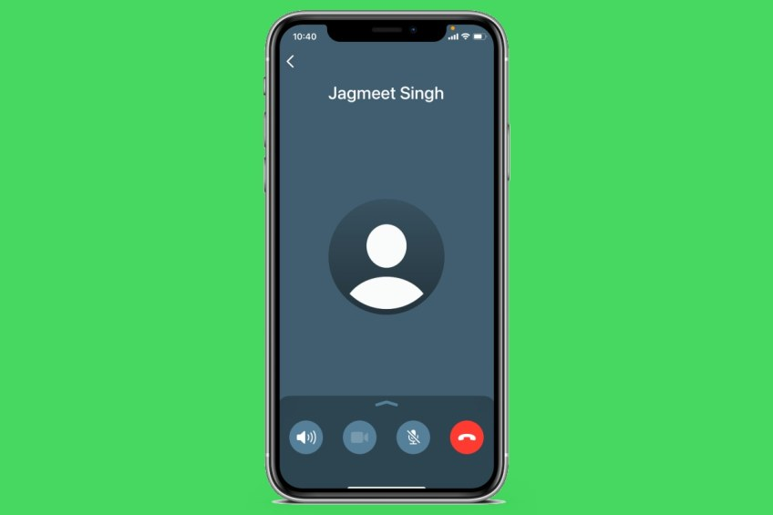 WhatsApp for iPhone Rolling Out New Calling Interface