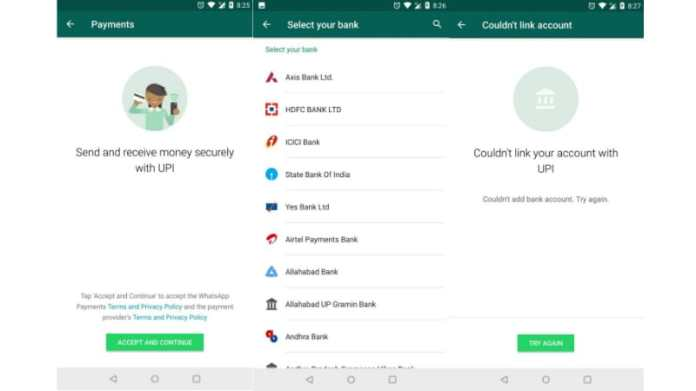 Image result for WhatsApp Payments feature
