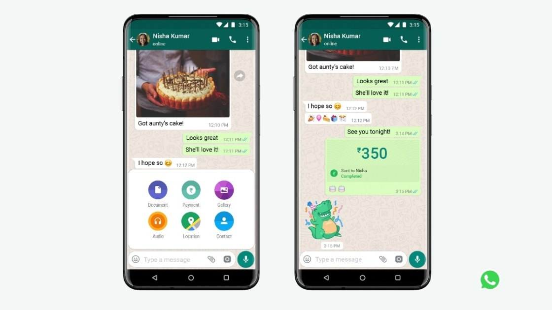 Payments WhatsApp