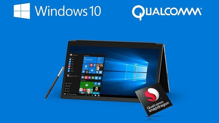 Image result for Microsoft, Qualcomm Partner to Bring Windows 10 to Snapdragon-Powered Laptops