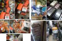 Counterfeit Mi India Products Worth Rs 33.3 Lakh Seized in Bengaluru, Chennai