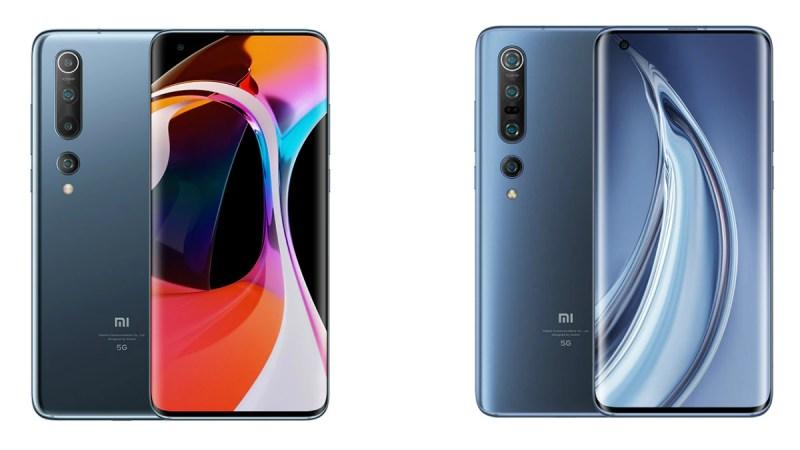 Xiaomi Mi 10 vs Xiaomi Mi 10 Pro: What's the Difference