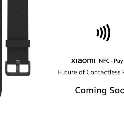Xiaomi NFC Pay Strap Teased to Launch Soon