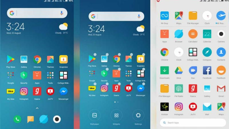 Xiaomi's Poco Launcher for MIUI-Based Phones Now Available ...