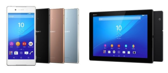 Sony Xperia Z3+, Xperia Z3+ Dual, Xperia Z4 Tablet Start Receiving Android 7.0 Nougat Update