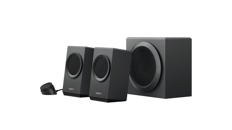 Logitech Z337 Bold Sound Speakers With Bluetooth Support Launched at Rs. 6,995