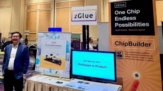 CES 2019: zGlue Pitches 'Chiplets' to Make Custom Chips for Startups