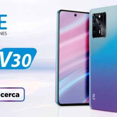 ZTE Blade V30, ZTE Blade V30 Vita With 5,000mAh Batteries Launched