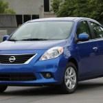 2012 Nissan Versa Sedan Shift Expectations The Car Guide
