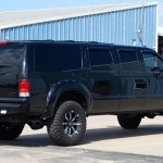This Rebuilt And Modified Ford Excursion Will Meet All Your Space Needs The Car Guide