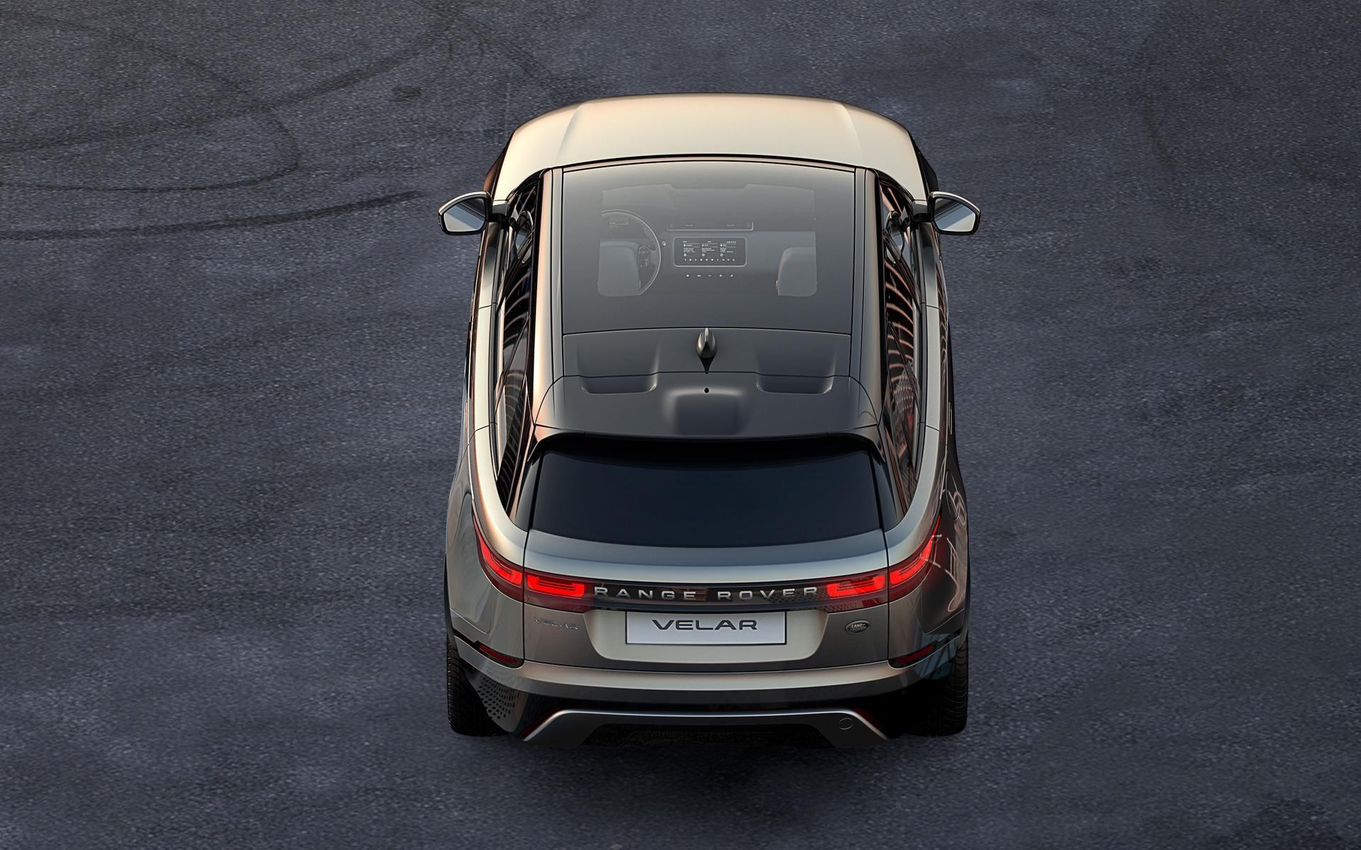 2018 Land Rover Range Rover Velar News reviews picture