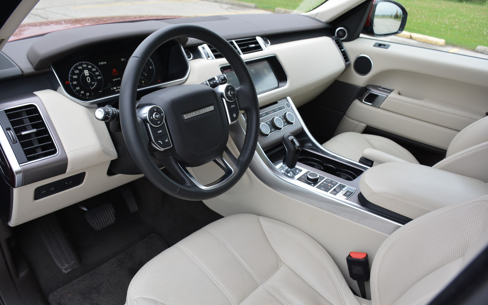 2017 Range Rover Sport HSE Td6 Less Fuel sipping Same Fun The
