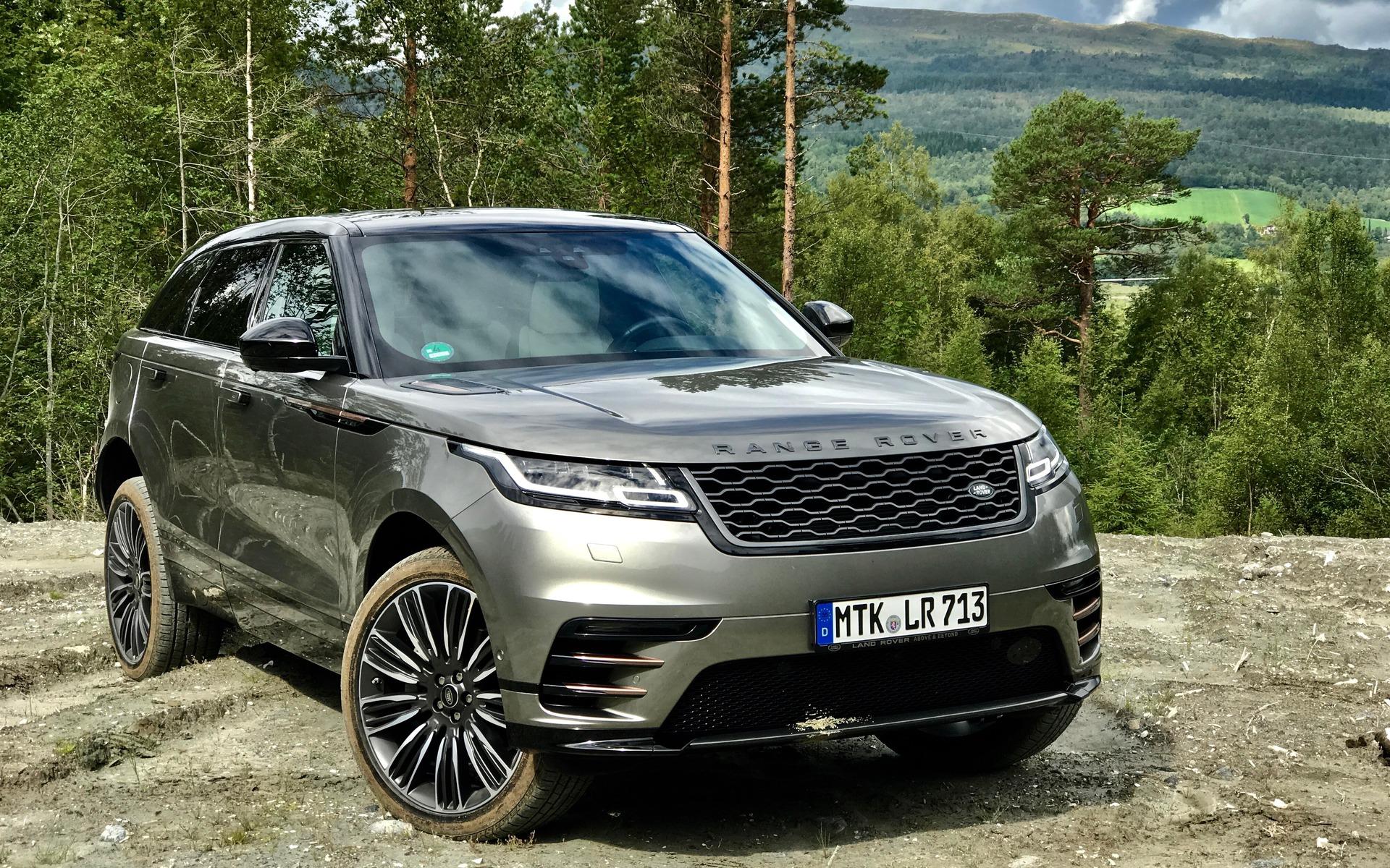2018 Range Rover Velar A Distinguished f roader The Car Guide