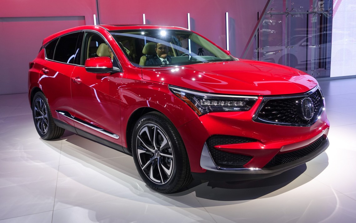 2019 acura rdx: the third generation makes its world debut - the car