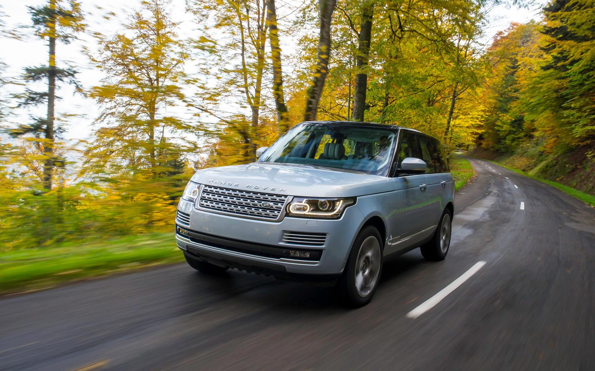 2017 Land Rover Range Rover photos 1 4 The Car Guide