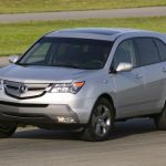 2009 Acura Mdx Specifications The Car Guide