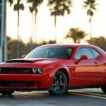 2018 Dodge Challenger Srt Demon Specifications The Car Guide