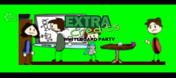 Extra Credits Minigame - Whiteboard Party! on Game Jolt