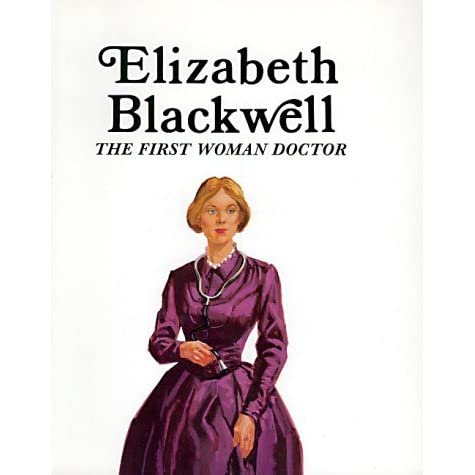 Image result for Image of Elizabeth Blackwell in her doctor's robe