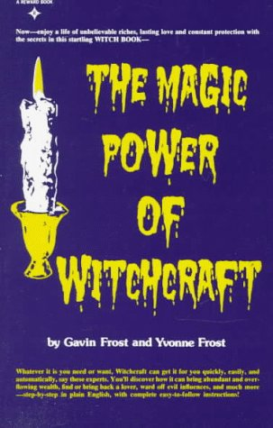 Download The Magic Power of Witchcraft