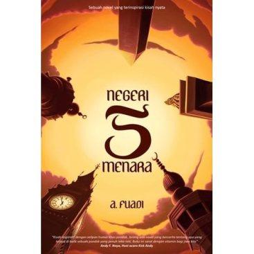DCID 3 Novel Populer Karya Anak Bangsa